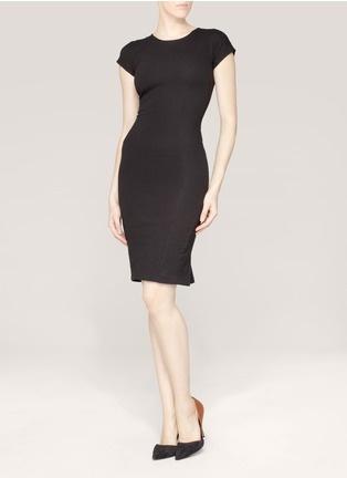 Stella McCartneyCap-sleeve jersey dress