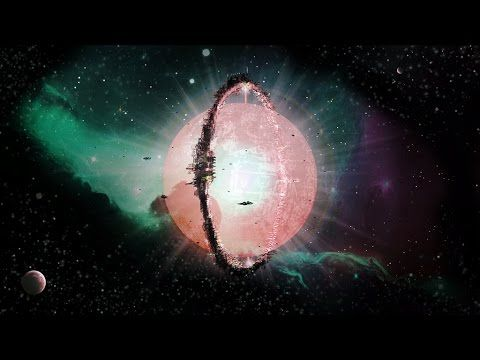 Is there an Alien Megastructure on this star?