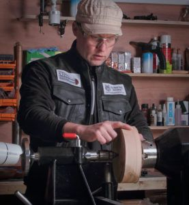 Arty Woodturning Supplies and Tuition