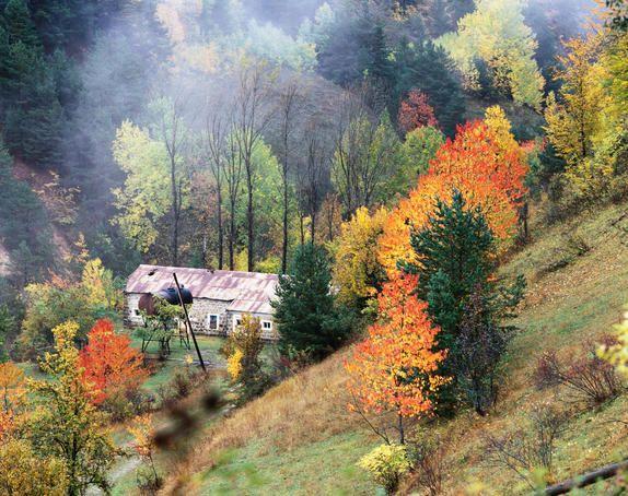 Zigana Pass, Eastern Black Sea Mountains, Turkey