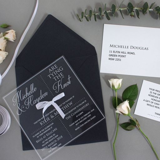Our Hand Selected And Professionally Designed Wedding Invitation Package Has Everything You Need To Ensure