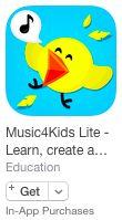 Music4Kids und My Note Games – Musiktheorie LernApp für Kinder by Stefan Gisler | posted in: 0. Instrumente, 0a. Tasteninstrumente, 0b. Zupfinstrumente, 0c. Streichinstrumente, 0d. Blasinstrumente, 2. Musik lernen, 3. Musiktheorie, 3a. Harmonielehre, Apple (iOS), Apps, Games, Gitarre, Google (Android), Klavier, Musik, Musiknoten, Musiktheorie, Solfège | 0