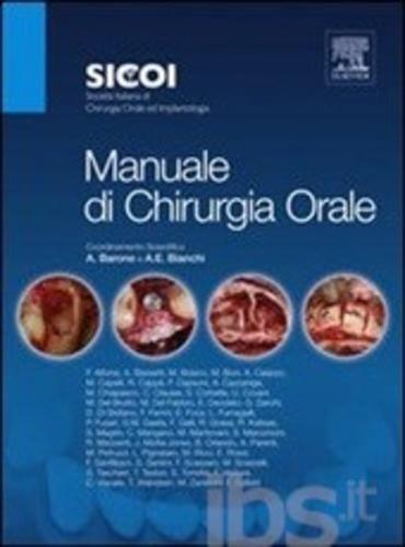 #Manuale di chirurgia orale editore Elsevier  ad Euro 189.05 in #Elsevier #Libri medicina branche