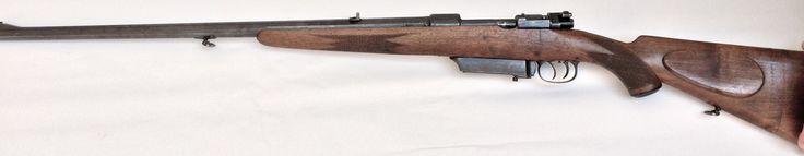 Africa Rifle Thieme & Schlegelmilch Mauser 98  caliber 10,75x68