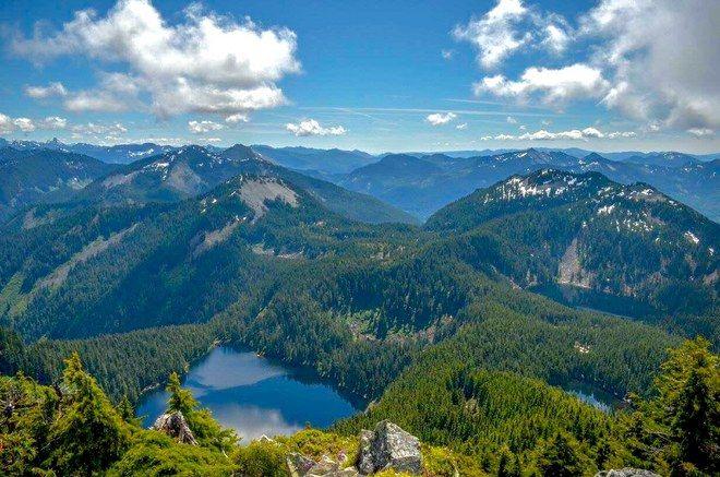 Mount Defiance by trailmaker15