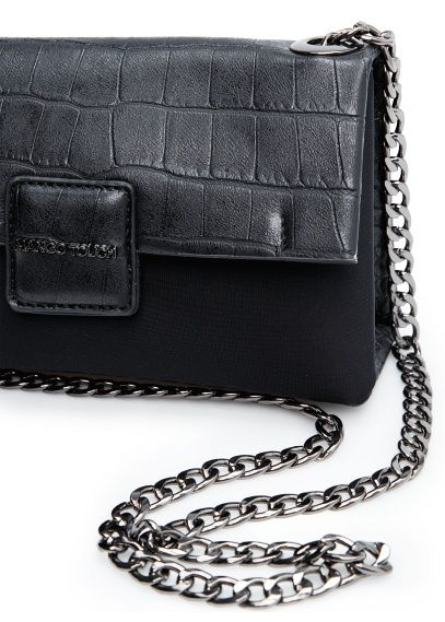 Small neoprene bag #Mango #SS14 #Accessories