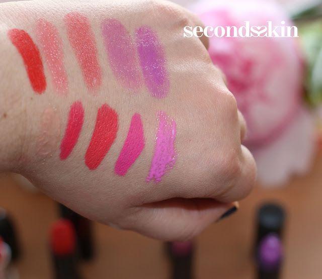Second Skin | Consultoria de Moda e Imagem: TOP 10 Batons favoritos | Summer edition