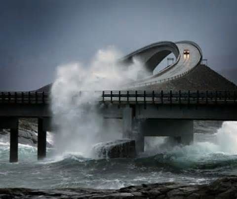 the atlantic ocean road - Yahoo Image Search Results