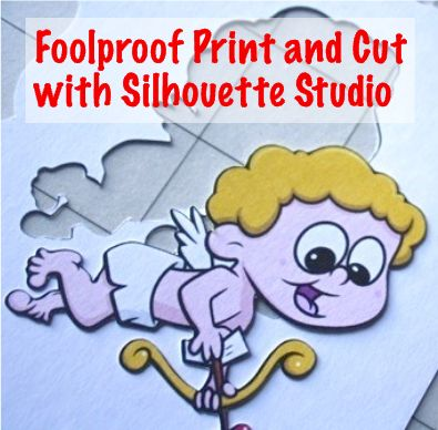Foolproof Print and Cut with Silhouette Studio by Kay of Clever Someday | Step by step tips that will help ensure your print and cut project is smooth sailing!