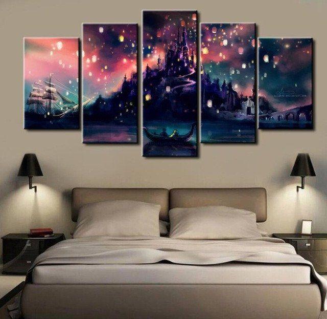 3744ef6740 18 Of 5 Piece Canvas Art July 2020