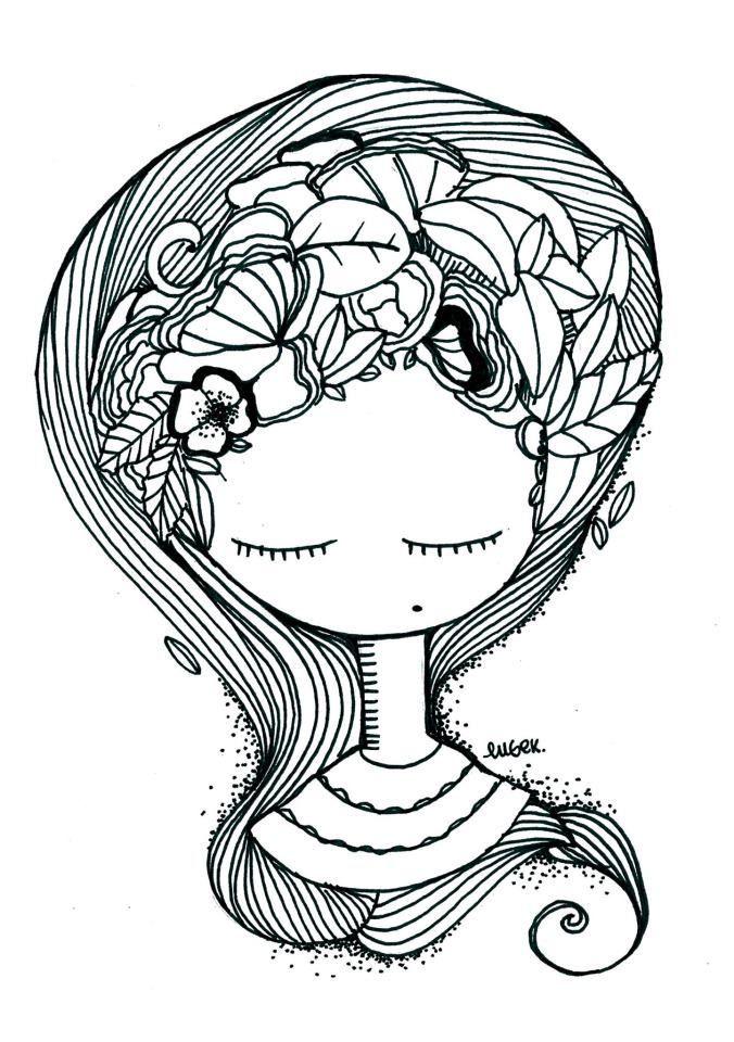Cabeza de flores
