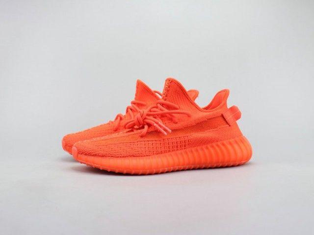 yeezy boost 350 orange