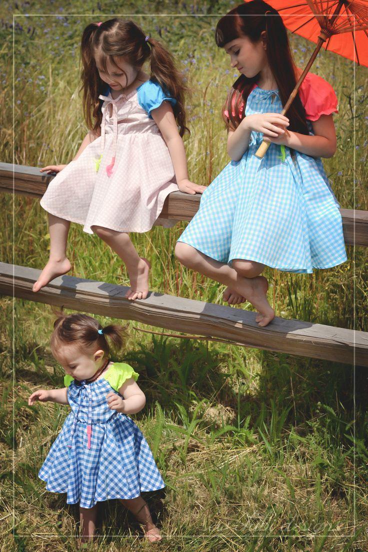 sew chibi: Mori Girl Sundress Pattern & Tutorial for 30 Days of Sundresses!