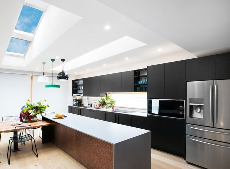 View our kitchen gallery and feel inspired to get your very own VELUX skylights.