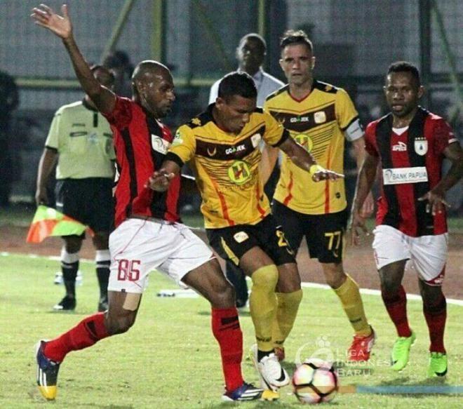 Covesia.com - Barito Putera menghadapi tamu berat dalam laga lanjutan pekan ke-25 Liga 1, Kamis (21/9/2017). Dalam laga yang berlangsung di Stadion 17 Mei...