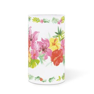 Tropical Flowers Table Light