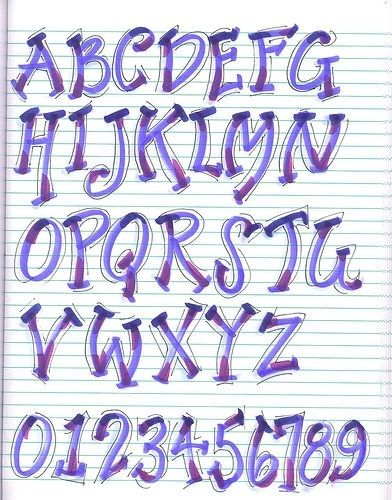 new alphabet by edna