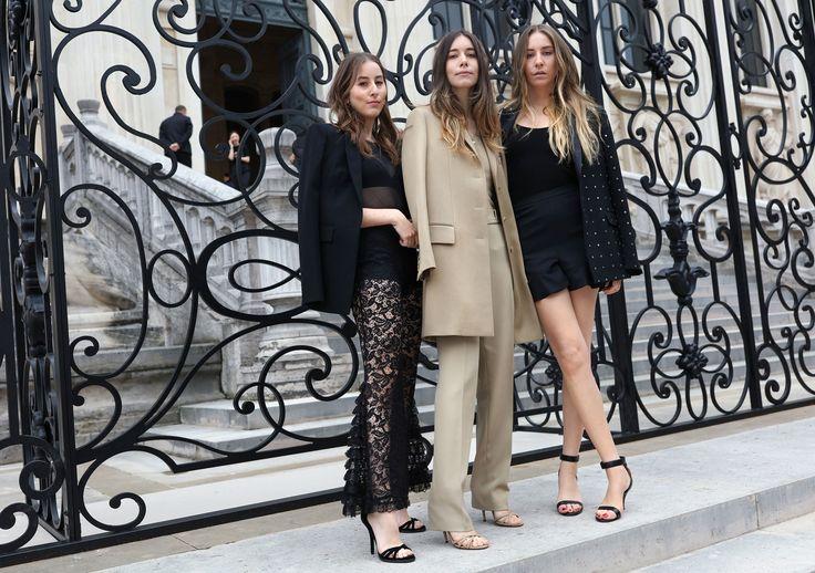 Haim in Givenchy