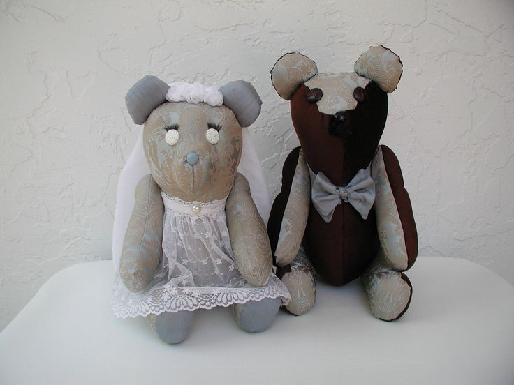 Excited, my handmade original bears got featured in a magazine #etsy shop: Wedding Couple Bears, Personalized, Namesake, Bride and Groom, Wedding Gift, Bridal Shower Gift, Wedding Keepsakes http://etsy.me/2CnwVHH #weddings #valentinesday #weddingcouplebears