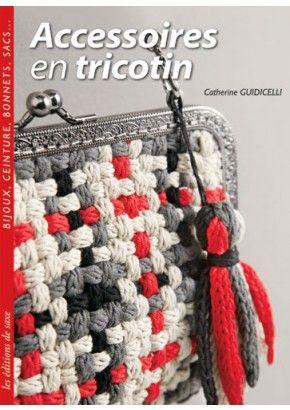 Accessoires en tricotin