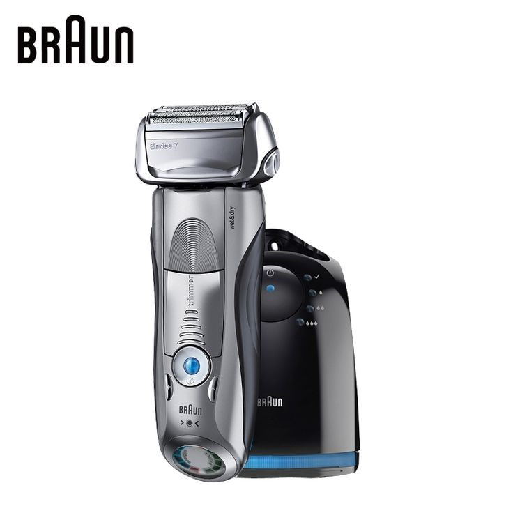 552.76$  Know more  - Braun Electric Shaver 7899CC For Men Rechargeable Safety Razor Series 7 Reciprocating Shaving Straight Razor Shaving Machine