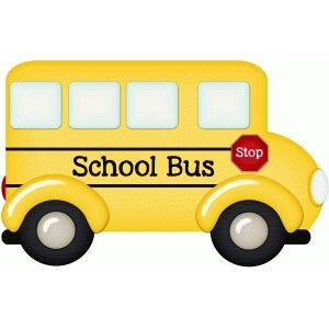Silhouette Design Store: school bus pnc