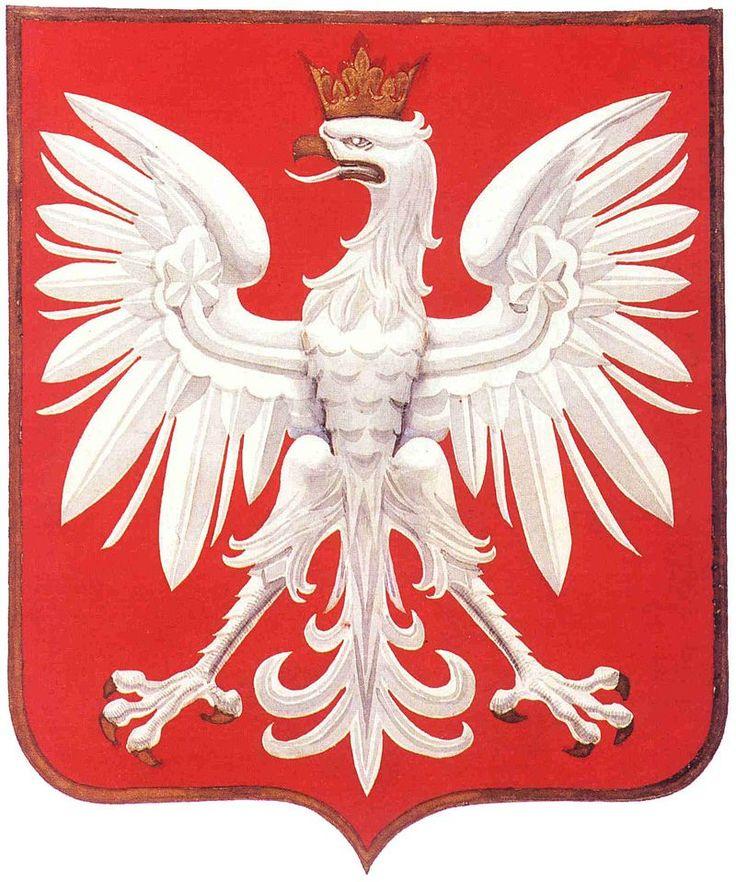 Orzeł Biały 1927 - Godło Rzeczypospolitej Polskiej – Wikipedia, wolna encyklopedia