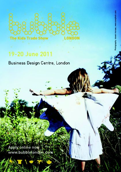 Bubble London 19-20 June 2011