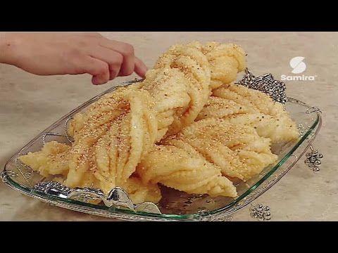 Patisserie alg rienne samira tv - Youtube cuisine samira ...