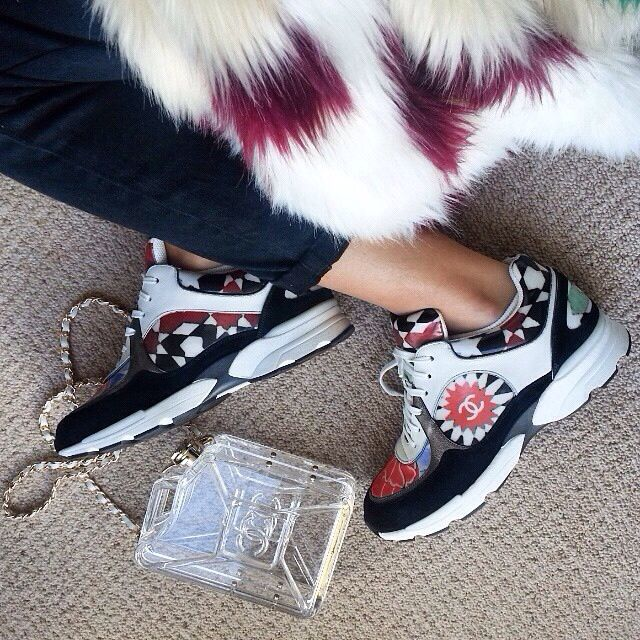 So in love...sneakers! SOUTH OF THE BORDER | TheyAllHateUs