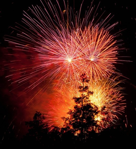 best 4th of july destinations california