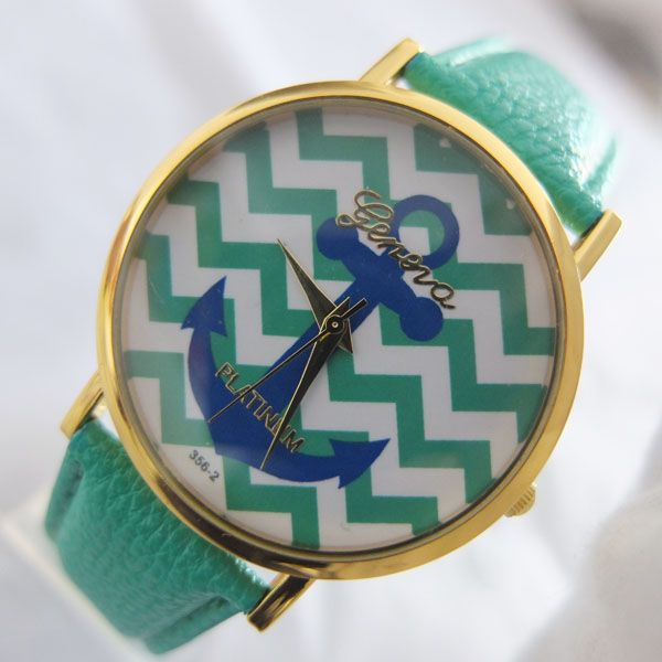 Anchor watch - gifts for bridesmaids, mother of the bride, etc.