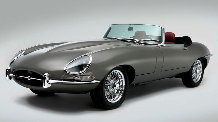 Jaguar E-Type 1968 » Los Mejores Autos                                                                                                                                                                                 Más