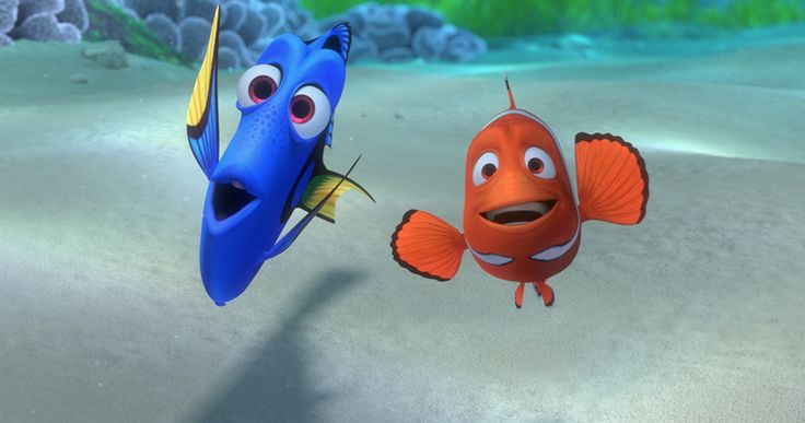 "Which Disney duo are you and your BFF? I got Dory and Marlin and it described us perfectly.  ""You two are just the right amount of silly and serious. Best of all, when you're feeling down, your BFF knows exactly what to say to cheer you up. With your BFF by your side, you know you can just keep swimming through any obstacle."""