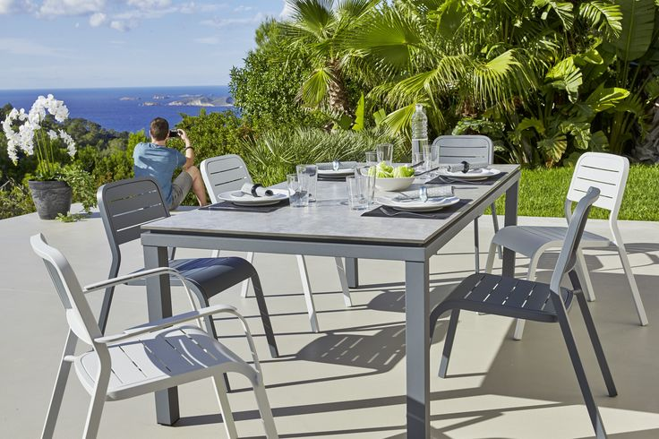 17 best images about ambiances jardin terrasse balcons. Black Bedroom Furniture Sets. Home Design Ideas