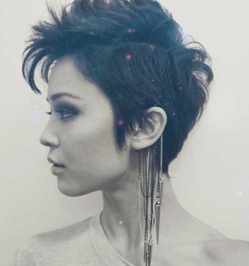 11. Pixie Cut for Thick Hair