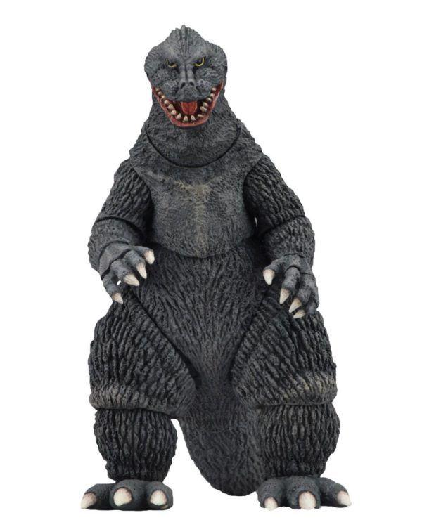 Neca Godzilla King Kong contre Godzilla 1962