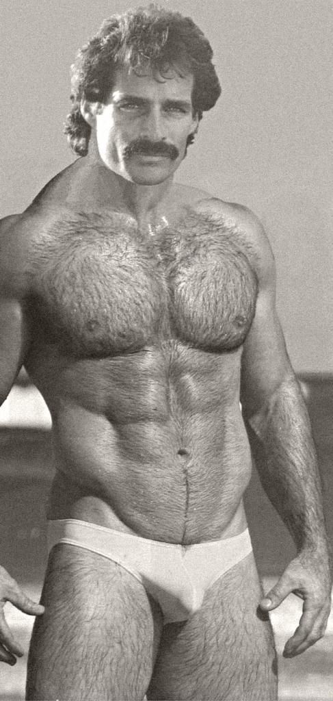 from Erik vintage naked muscle men