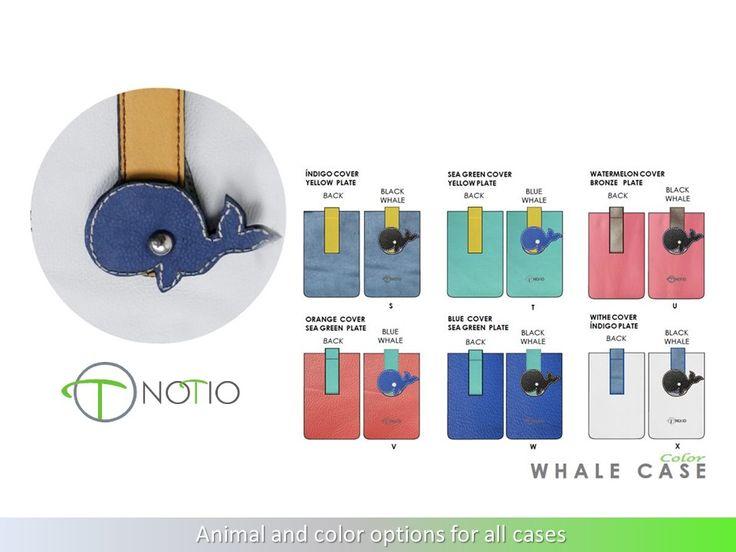 Notio accesorio para tecnologia, propuesta color - Linea Ballena