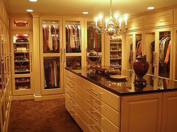 Top Ten Awesome Walk In Wardrobes. It Seems There Is Never