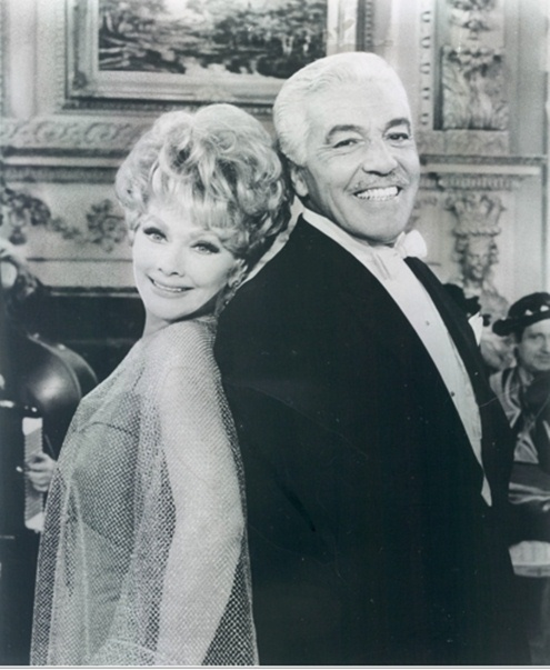 125 best images about cesar romero on pinterest for How tall was lucille ball and desi arnaz