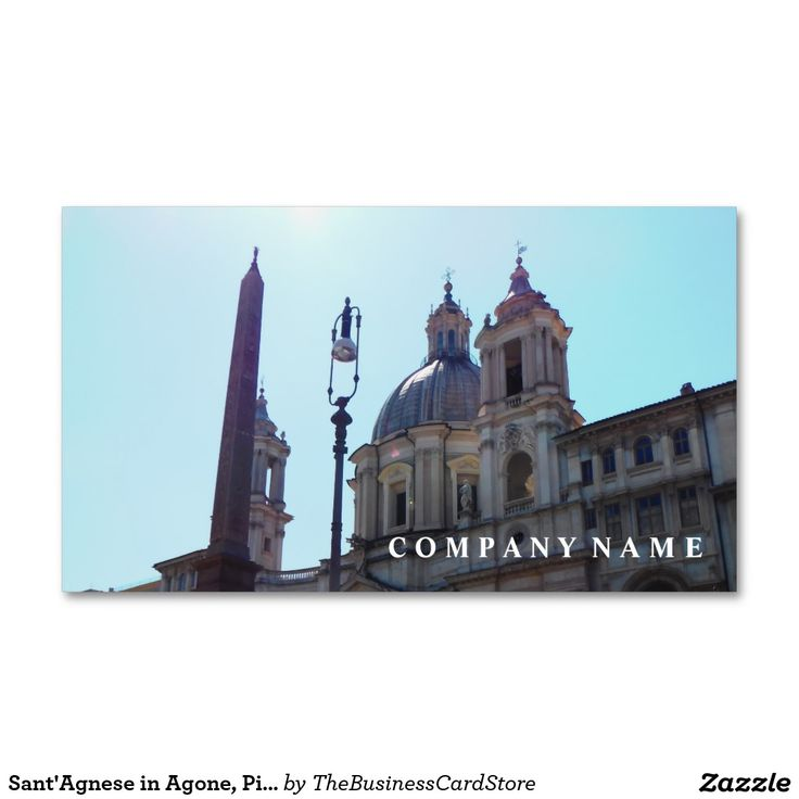 149 best italian business cards from the business card store images santagnese in agone piazza navona rome italy business card reheart Images