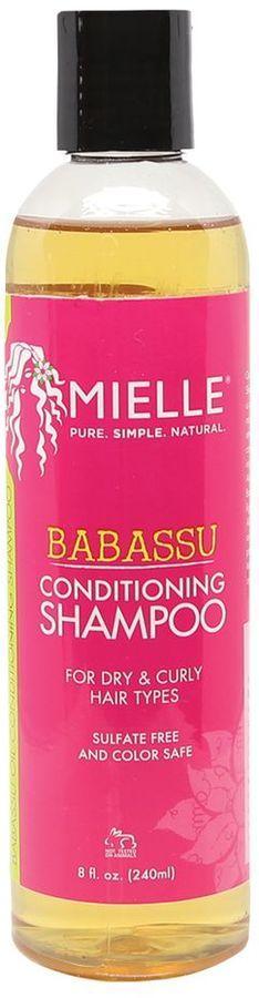 Mielle Babassu Conditioning Shampoo #naturalhair #naturalista #teamnatural #naturalhaircommunity #aff