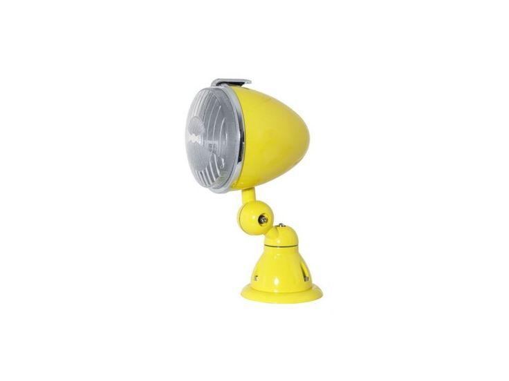 Kinkiet Citroen żółty — Kinkiety Light&Living — sfmeble.pl #yellow #design #lamp