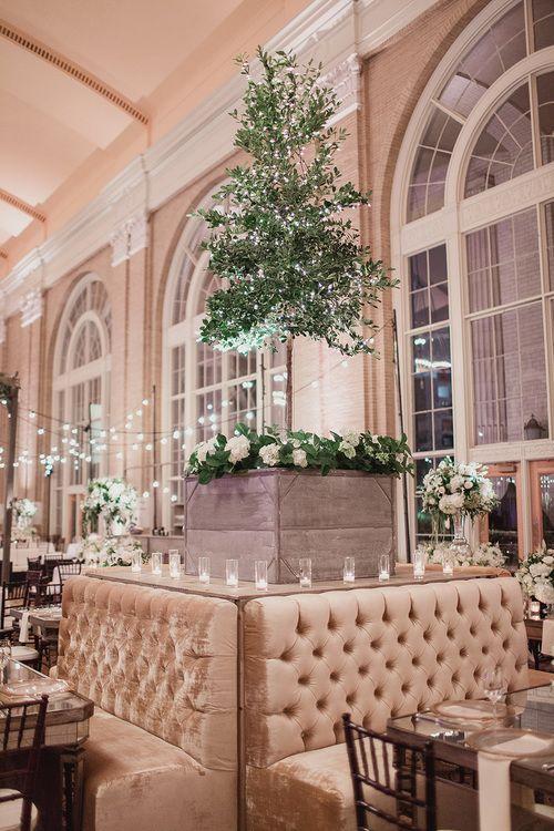Wedding Reception At Union Station Dallas Venue