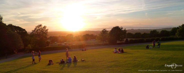 Midsummer Williamson Park Lancaster #AshtonMemorial #Lancaster #UnspoiltPlaces http://unspoiltplaces.com/lord-ashton-true-lancastrian/