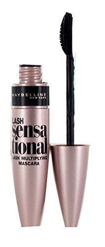 2 x Maybelline Lash Sensational Lash Multiplying Mascara Black 9.5ml New. Layer-reveal brush. Volumise and define the look of longer lashes. Liquid ink formula. Layers can be built without clumping. 9.5ml.