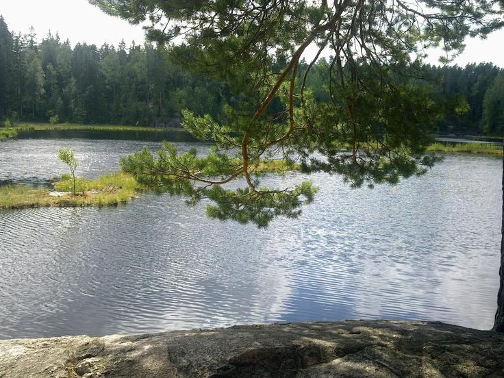 Nuuksio, National Park, Finland