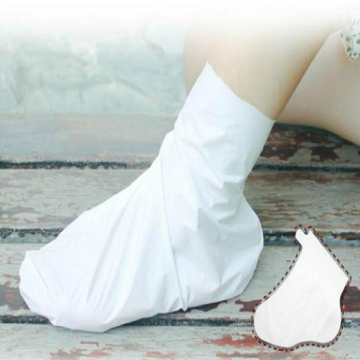 [Visit to Buy] 1lot Exfoliating Foot/Feet Mask Foot Care Pedicure Socks Feet Peeling Feet Mask Foot Care Socks For Pedicure Sosu Baby Feet #Advertisement