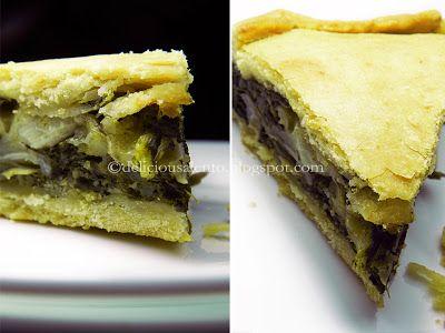 RICETTE del SALENTO - RICETTE SALENTINE -  Deliciousalento: TORTA SALATA con BIETOLE